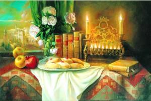 Днепропетровская областная еврейская община сердечно поздравляет всех с праздником Хануки!