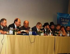 VII съезд евреев Украины  – впечатления и ожидания