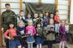 День ополченца в Детском саду Питера