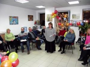 Проект «Семейный маршрут» в Днепропетровске
