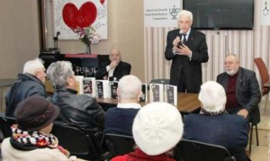 Холокост в Украине. Презентация книг Бориса Забарко