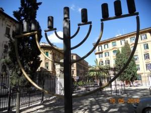 Рим, евреи, кухня (фрагменты дружеской  переписки) часть I