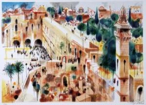 Щмуэль Кац, Иерусалим