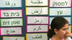 Арабский язык в Израиле. Еврейский взгляд на проблему