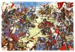 Иерусалим во времена исхода. 4 июля 1187 года: битва при Хаттине