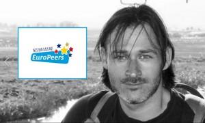 Создатель эмблемы EuroPeers Westrn Balkans – репатриант из Днепра Михаил Песин