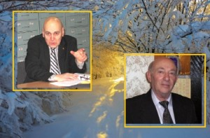 Зимние мотивы. Юрий Полисский, Семен Шполянский
