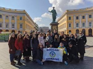 Семинар лидеров на родине первого Клуба «Маккаби» в Украине
