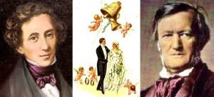 «Свадебный Марш», Мендельсон, Вагнер и еврейский вопрос