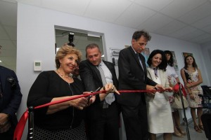 Открытие Израильского Культурного центра в Меноре