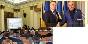 Насыщенный ноябрь в жизни евреев Украины