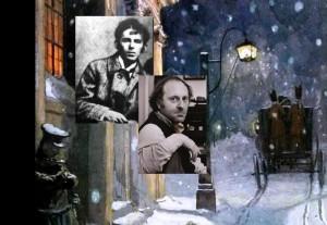 О.Мандельштам и И.Бродский, рождественские стихи