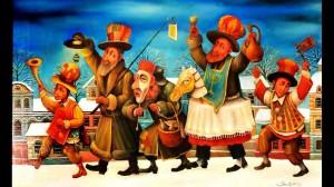 Днепропетровская областная еврейская община сердечно поздравляет всех с Пуримом!