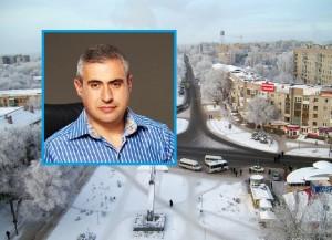 Сергей Резник (Новомосковск) о жизни в городе