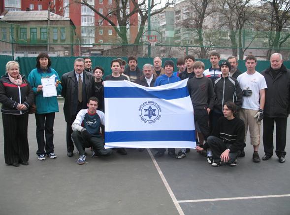 спортивное общество БФ Маккаби (региональное отделение ВАО «Маккаби»);