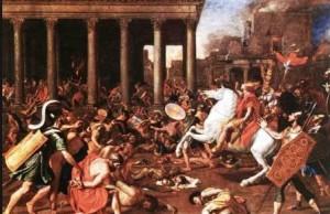 Величайшая из войн, которую вели евреи древнего мира (часть I)